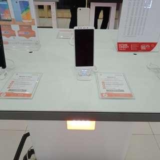 Xiaomi redmi 5plus cicilan free 1x angsuran