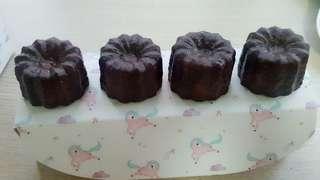 純天然食材法式甜點可麗露