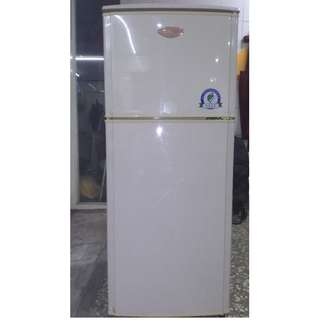 二手【國際】NR-230MF雙門冰箱130L