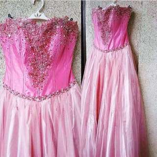 Debut Gown/Ball Gown/ JS Prom for SALE or RENT