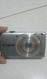 kamera digital canon powershot A2500