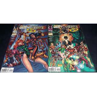 Gen 13 / Generation X & Generation X / Gen13 3D Version
