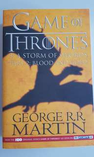 Games of Thrones 3: A Storm of Sword; Part 2: Blood and Gold