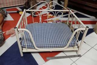 Cat Metal Bed
