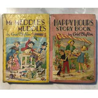 Grid Blyton Books