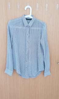 BN Zara Woman Silk Shirt