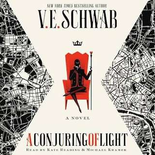 A Conjuring of Light Audible Audiobook