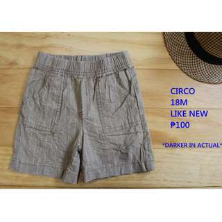 Circo Shorts infant Baby Clothes 18M