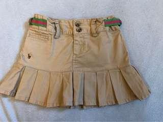 🚚 POLO 女童短裙 5歲 115cm