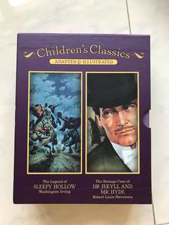 Children's Classics (Box Set - 4 books)