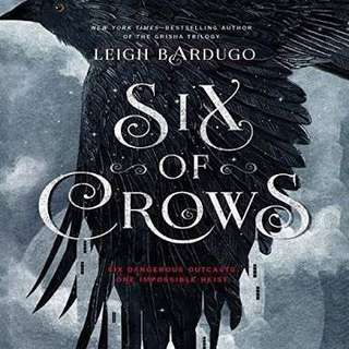 Six Of Crows Audible Audiobook