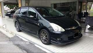 Toyota Wish (LTO)