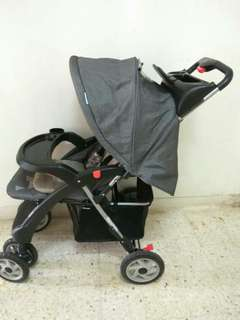 Stroller ( Almost new )