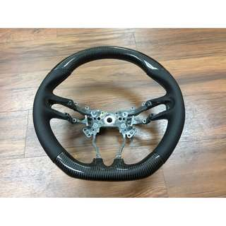 Honda Fit/ Jazz GE Carbon Fibre Steering Wheel