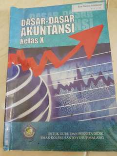 Buku Referensi Akuntansi Ekonomi Untuk Siswa SMA