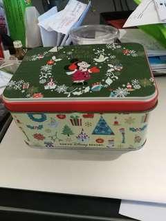 Limited Edition Tokyo Disneyland Tin Box
