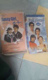 Drama Korea sassy girl, chunyang & full house