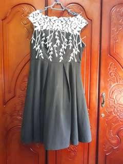 Doublewoot Dress (Black) XXL