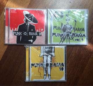 Punk-O-Rama Vol.8/9/10