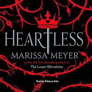 Heartless Audible Audiobook