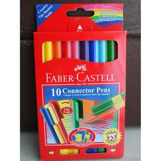Faber Castell Connector Pen 10