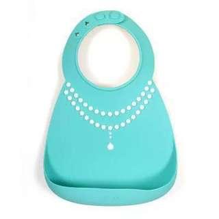 silicon baby bib infant waterproof bib