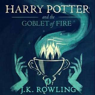 Harry Potter & The Goblet of Fire Audible Audiobook