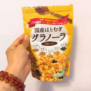 🚚 日本薏苡仁麥片