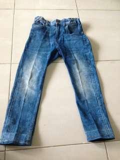 Celana Panjang Impor Dari Bangladesh