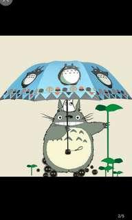 龍貓短傘 連購貨運費