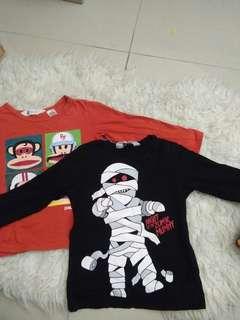 Tshirt 1 1/2 yo - 2yo