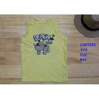Carters Shirt Infant Baby Toddler Clothes 3YO