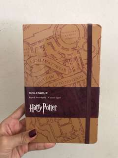 Brand New LIMITED EDITION Harry Potter Moleskin