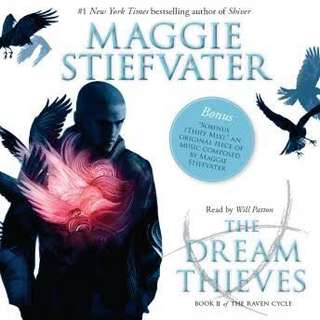 The Dream Thieves Audible Audiobook