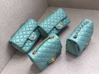 Chanel Small rectangular, mini square flap bag