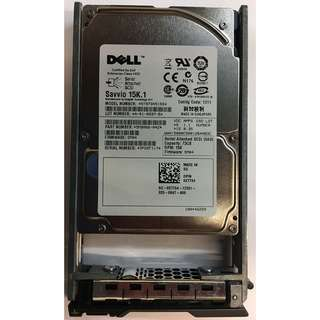 Dell - 0XT764 - 73gb SAS 15k 2.5 wTray