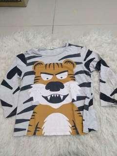 T-Shirt 2yo-4yo