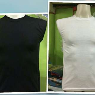 Cotton muscle sleeve