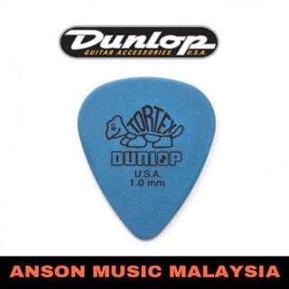Jim Dunlop 418B1.0 Tortex Standard Guitar Pick