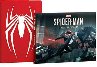 Spiderman Steelbook Edition PS4