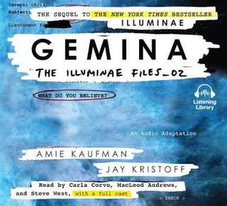Gemina Audible Audiobook