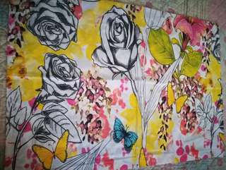 "US cotton pillowcase 20""x30"" pair"