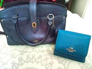 Preloved (original) Coach Handbag