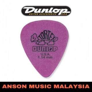 Jim Dunlop 418B1.14 Tortex Standard Guitar Pick