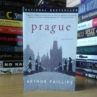 prague - Arthur philips
