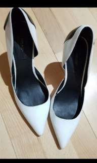 Zara basic black and white