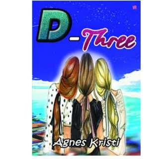 Ebook D-Three - Agnes Kristi