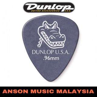 Jim Dunlop 417B.96 Gator Grip Guitar Pick