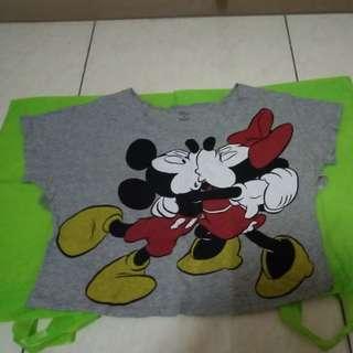 🚚 🤗NET迪士尼短版棉T(任三件150$)