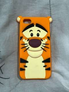 Tiger iphone 5s case
